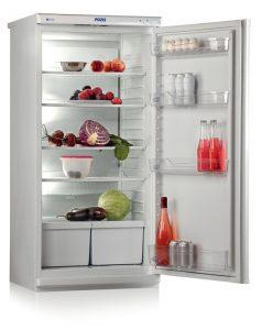 Однокамерный холодильник - состоит из одной камеры и морозильного отделения небольшого размера