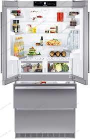 Холодильники French Door в переводе означает - французская дверь. В холодильниках такова типа холодильное отделение находится над морозильным отсеком.