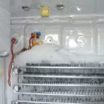 Утечка в холодильнике