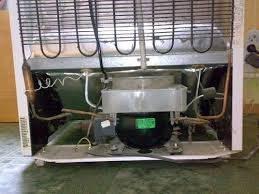 Замена мотора-компрессора в холодильнике