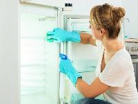 Вода в холодильнике причины