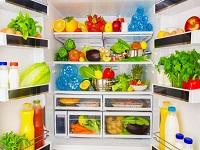 Хранение продуктов в холодильнике морозильной камере